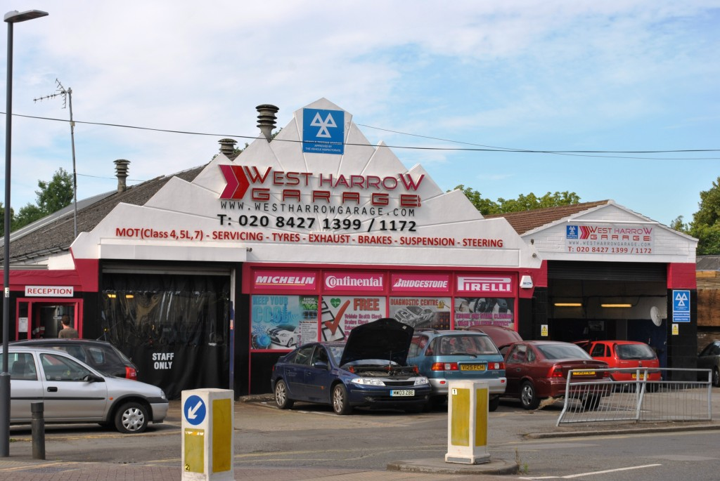 West Harrow Garage